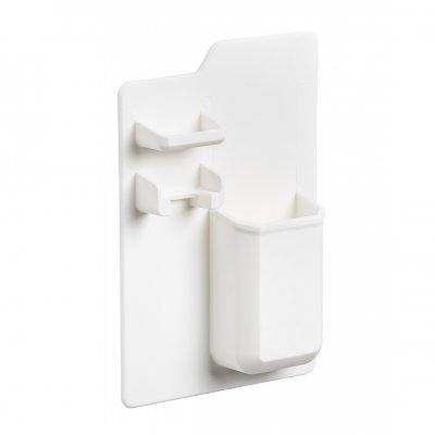 J-MART Mighty Toothbrush Holder 1031 White